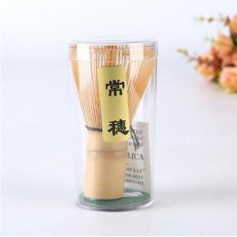 Japoński ceremonia bambusa 64 Matcha zielona herbata w proszku trzepaczka Matcha Bamboo trzepaczka bambusa Chasen przydatne pędz