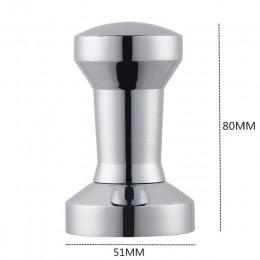 Filtr do kawy wielokrotnego użytku uchwyt zmywalny ze stali nierdzewnej z kroplami filtry do kawy do kawy Espresso ręczny młynek