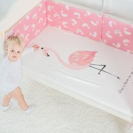 Łóżeczko Arkusz Czystej Bawełny Szopka Materac Pokrywa Dla Dzieci Cute Cartoon Wzór Dziecko Prześcieradła Pościel Dla Dzieci Sto