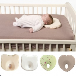 Hot dziecko poduszki kształt niemowląt malucha snu pozycjoner stabilizatora poduszka płaska głowa poduszki almohadas ochrony now