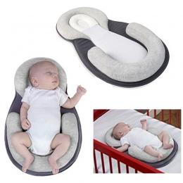 Newborn Baby Snu Protector Poduszka Dla Niemowląt Snu Materac Stabilizatora Pozycjoner Pozowanie Materac Łóżko Poduszki Noworodk