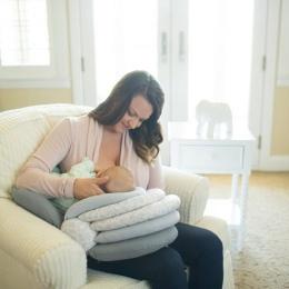 Baby Poduszki Wielofunkcyjne Warstwowy Karmienia Piersią Zmywalny Pokrywa Regulowana Model Poduszka Dla Niemowląt Pielęgniarstwo