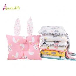 Muslinlife Poduszki Bawełniane Rabbit Niemowląt Noworodków, Zabawny Królik Ucha Dziecka Poduszki Dekoracyjne, Dziecko Miękkie Ks