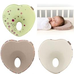 Poduszka dla niemowląt Niemowlę Maluch Sen Pozycjoner Stabilizatora Poduszka Płaska Głowa Poduszki Almohadas Ochrony Noworodka B
