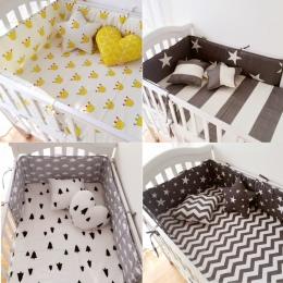 Muslinlife (1 sztuk zderzaka tylko) Fashion hot szopka zderzak łóżko dla niemowląt, łóżeczko zderzak clauds/gwiazda/dot/drzewo,