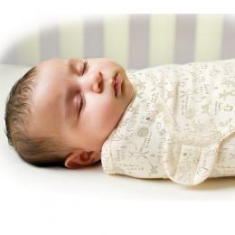 Wrap parisarc noworodka przewijać dziecko 100% bawełna miękkie produkty niemowlę noworodek Koc i Pieluszki Wrap Koc Sleepsack