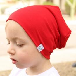 Moda Słodkie Stałe Bawełniane Dzianiny Kapelusz Czapki Dla Noworodków Dzieci Jesień Zima Ciepłe Nauszniki Kolorowe Korony Czapki