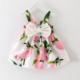 2018 Prawdziwe kolan Bez Rękawów Bow Śliczne Nowe Dziecko Sukienka Dziewczyny Ubrania Poślizgu Niemowląt Dziewczyna Sukienki Dla