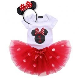 Fantasy 1 2 Rok Urodziny Dziewczynka Sukienka Letnie Dziewczyny Kropki Ubrania Dzieci Sukienki Dla Dziewczyna Party Tutu Tutu St