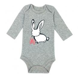 Body dla dziecka Noworodka Odzież Bawełniana Ciała Dziecka Z Długim Rękawem Bielizna Dla Niemowląt Chłopcy Dziewczyny Ubrania Ze
