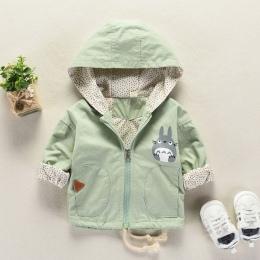 Wiosna Jesień chłopiec Dziewczyna odzież Dla Dzieci Strój Na Co Dzień Z Kapturem Kurtka odzieży dla chłopców dziewcząt dziecko u