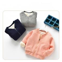BibiCola jesień dzieci chłopcy dziewczęta ciepła kurtka rozrywka kurtka oraz aksamitna zima wiosna nosić dziecko bawełna koszula