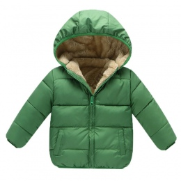 BibiCola chłopcy Zimowe Płaszcze Kurtki Moda Kapturem Parki dziecko Kurtki Zagęścić Ciepłe Odzież Zewnętrzna Wysokiej Jakości
