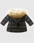 Moda Jesień Zima Newborn Baby Dziewczyny Chłopcy Z Długim Rękawem Zewnątrz Zapinana Na Zamek Z Kapturem Płaszcz
