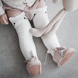 Miękkiej Bawełny Kawaii Dziewczyny Chłopcy Skarpety Skarpety Cartoon Zwierząt Fox kot Lew Słoń Wzór Dzieci Skarpety Newborn Malu