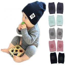 1 para dziecko pad kolana bezpieczeństwo dzieci indeksowania łokcia poduszki maluchy dziecięce dziecko sztylpy kolana pomoc prot
