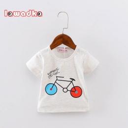 Sport Dla Dzieci Dziewczyny Chłopcy koszulka Krótki Rękaw Rowerów Wzór koszulki dla chłopców Bawełniane Ubrania Dla Dzieci