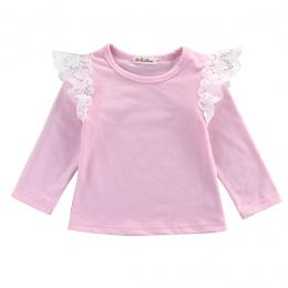 Emmababy Nowonarodzone Niemowlę Maluch Dzieci Outfits Ubrania Dziewczynka T-shirt Topy Bluzki Na Co Dzień