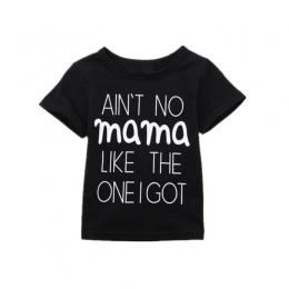 Niemowlęta Berbeć Newborn Baby Chłopcy Dziewczynek Dzieciak Ubrania Moda Lato T-shirt Bluza Zestawy 0-24 M