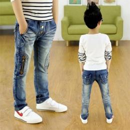 Dzieci zamek dżinsy, chłopcy spodnie fit for wiosna dziecko chłopców dżinsy dziecięce spodnie 3 4 5 6 7 8 9 10 11 12 13 14 lat 8