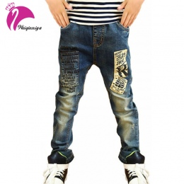 Dzieci Dżinsy Dla Chłopców Dżinsy Skinny Fit Koreańskiej dzieci, Boys Baby Spodnie, Dzieci Dżinsy Dla Chłopców Dzieci spodnie Da