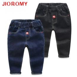 JIOROMY Boys baby Spodnie 2017 Źródło Dobre Dzieci Jesień Slim Jeans Dorywczo Wysokiej Talii Spodnie Dla Dzieci Odzież Dla Dziec