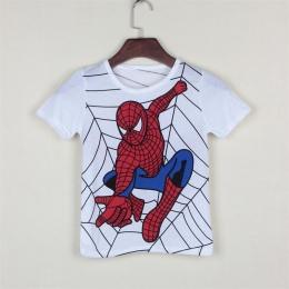 Nowy 2018 t shirt chłopięcy popularne hero bawełna krótki rękaw t-shirt drukowanie dzieci cartoon szare dzieci chłopców ubrania