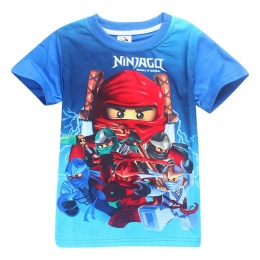 Niebieski Chłopcy Koszulki Bobo Choses Chłopiec Koszula Dzieci T Shirt dla Chłopca Nakrywa Trójniki Chłopcy Koszula Ubrania Dla