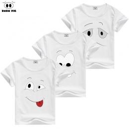 DMDM ŚWINIA Baby Boy Ubrania Dziewczyna Maluch Odzież Koszulki Śmieszne Dzieci Tshirt dzieci Koszulki Dla Dziewczynek Chłopców T