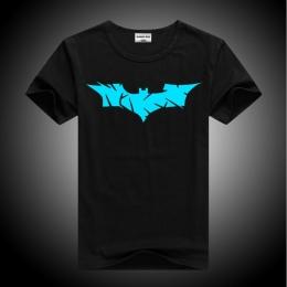 Dzieci T Koszula Luminous Krótki Rękaw T-shirty Dla Chłopców Ubrania Letnie Rozmiar 8 11 12 13 14 Lat Nastoletnie dziewczyny Tró