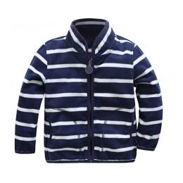 Nowa moda Wiosna Jesień chłopcy dziewczęta polarowe bluzy dzieci outerwear kurtki dla dzieci sport garnitur bluzy bluzy z kaptur
