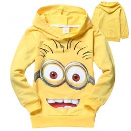Nowy Cartoon Dzieci bluzy T-shirt dla dzieci chłopcy dziewczęta odzieży dziecko wiosna jesień bluzy Z Długim rękawem