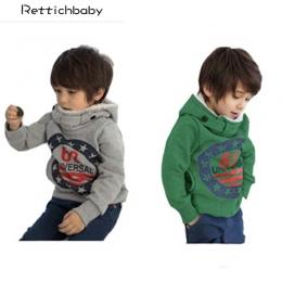 Dzieci Zimowe Swetry Bluzy Z Długim rękawem Chłopcy Jesień Dziewczyny Kurtki Żakieta Dzieci Bluzy 2-6yrs Darmowa Wysyłka