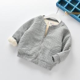BibiCola zimowe chłopcy dziewczęta bluza odzież dla dzieci dziewczyny aksamitne grube blaty chłopców dorywczo odzieży wierzchnie