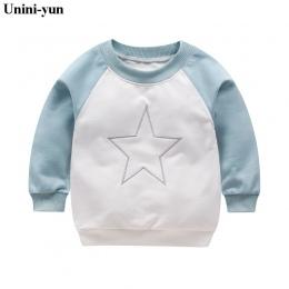 80-110 cm Moda Drukowanie Dzieci Dziewczyny Chłopcy Bluza Uroczy Dinozaur Dziecko Z Kapturem Swetry Wiosna Jesień Dzieci Odzież