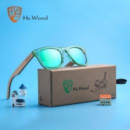 HU DREWNA Marka Projekt Dzieci Okulary Wielu kolor Ramki Drewniane Okulary dla Dzieci Chłopcy Dziewczęta Okulary Drewna GR1001