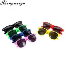 2017 Nowe Fajne Okulary dla Dzieci Projektowanie Marki Okulary Przeciwsłoneczne dla Dzieci Chłopcy Dziewczęta Okulary Ochronne U