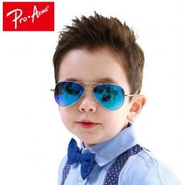 Pro Acme Moda Dla Dzieci Okulary Pilot Dzieci okulary Pilot Dziecko Okulary 100% Ochrona UV De Sol CC0610