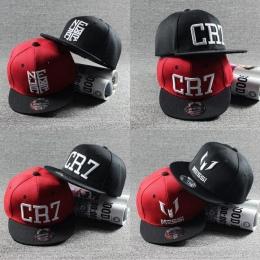 2017 Nowych Moda Dzieci Neymar Ronaldo CR7 NJR Baseball Cap kapelusz chłopcy dziewczęta dzieci messi snapback kapelusze hip hop