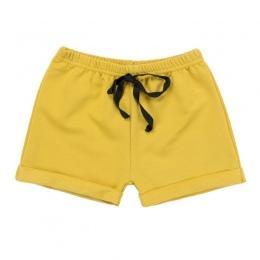 Lato cienkie dzieci nosić szorty baby Boy i dziewczyna 5 spodnie Stałe bawełna kolor 1-4 lat dzieci rozrywka spodnie