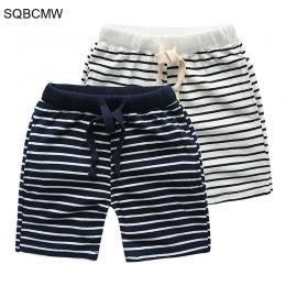 SQBCMW 2018 paskiem moda Dla Dzieci Spodnie Dla Dzieci Spodnie dla dziecka chłopcy lato plaża luźne spodenki size90 ~ 130
