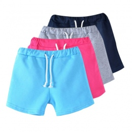 Nowy cukierki kolor chłopcy szorty hot summer beach spodnie spodenki dla dzieci dzieci dzieci spodnie fie dla S2 3-13Y