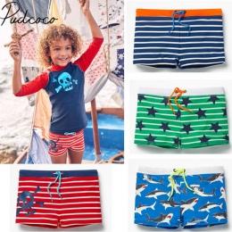 2018 Brand New Maluch Niemowlę Dziecko Dzieci Pływać Szorty Chłopcy Kąpielówki Stroje Kąpielowe Kąpiących Surfing Plaża Pływanie
