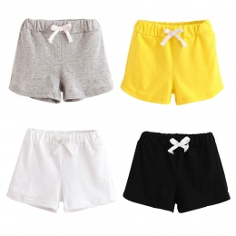 Letnie Spodnie Bawełniane Szorty Chłopiec I Dziewczyna Ubrania Dla Dzieci Moda Dla Dzieci