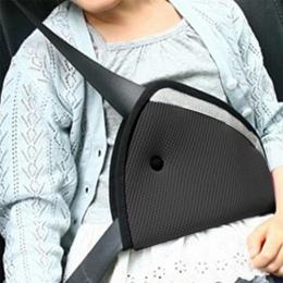 Trójkąt Dziecko Dzieciak Samochód Bezpieczne Dopasowanie Pasów Regulacja Urządzenia Auto Bezpieczeństwa Ramię Szelki Pasek Pokry