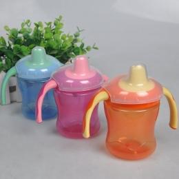 Kubki dla Dzieci Butelki do karmienia Dzieci Mleko Butelka Wody Miękkie Usta Kaczy Dziób Sippy Butelka Do Karmienia Niemowląt Ni