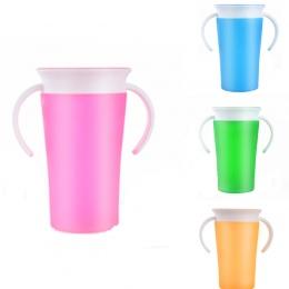 Nowa Marka Dla Dzieci Dzieci Bezpieczne Zapobiegania Wyciek Wyciek 360 Stopni Drink Cup Puchar Ozdobnego Gorąca Sprzedaży