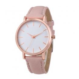 Moda Unisex Montre Femme Reloj Mujer Skórzane Ze mężczyzna Zegarków Hurtowych Quartz Wrist Zegarki Kobiety Hot Szybka Wysyłka