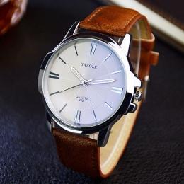 YAZOLE 2018 Moda Zegar Kwarcowy Zegarek Męskie Zegarki Top Marka Luksusowe Męskie Biznes Mężczyzna Wrist Watch Relogio Masculino