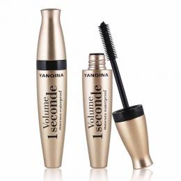 3D Fiber Mascara Długie Czarne Rzęs Lash Extension Waterproof Eye Makeup Narzędzia brochas maquillaje profesional pinceaux mody